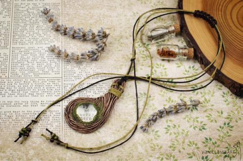 Fantasy Woodland Necklace
